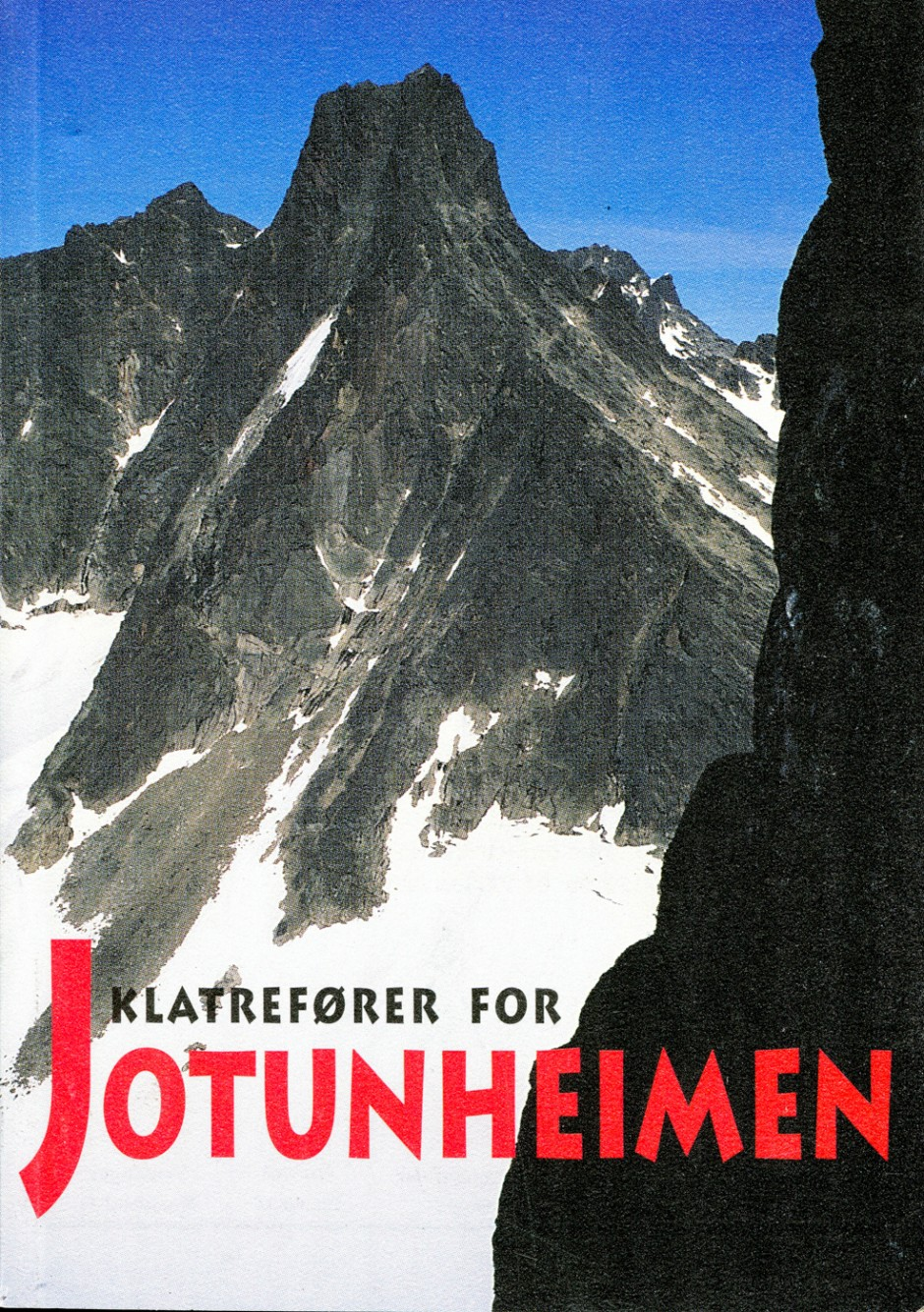 Jotunheimen 1996 - 600 dpi