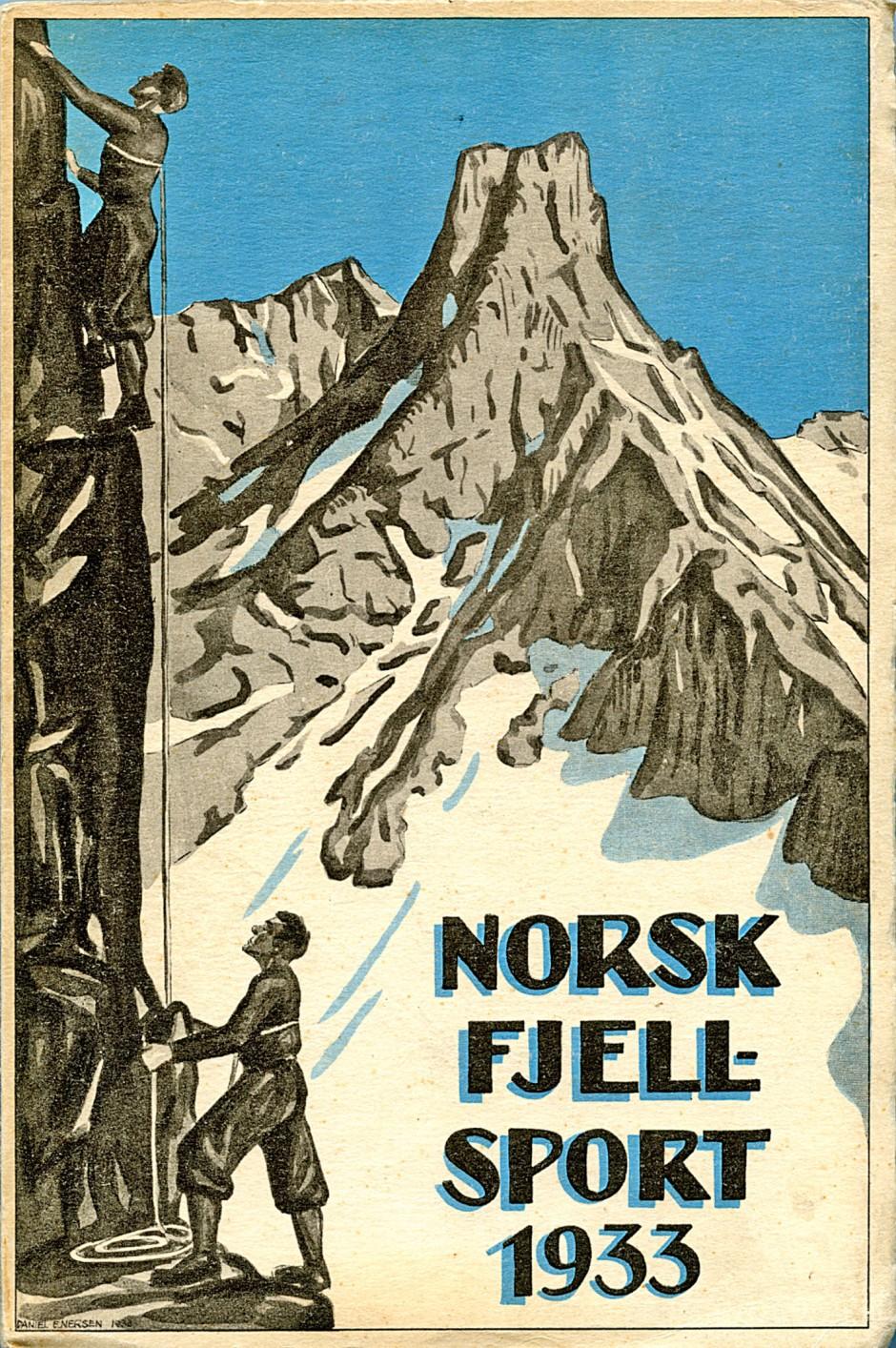 Norsk Fjellsport 1933