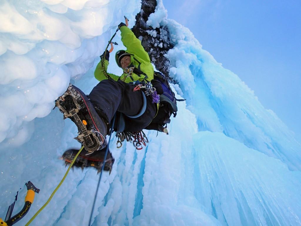 Scottish International Winter Climbing Meet