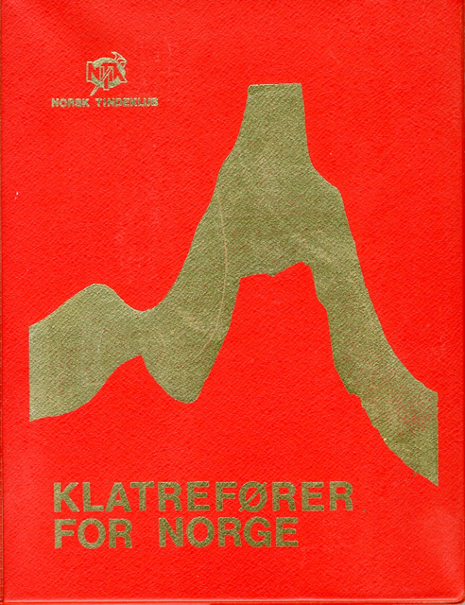 Klatrefører for Hurrungane 1974