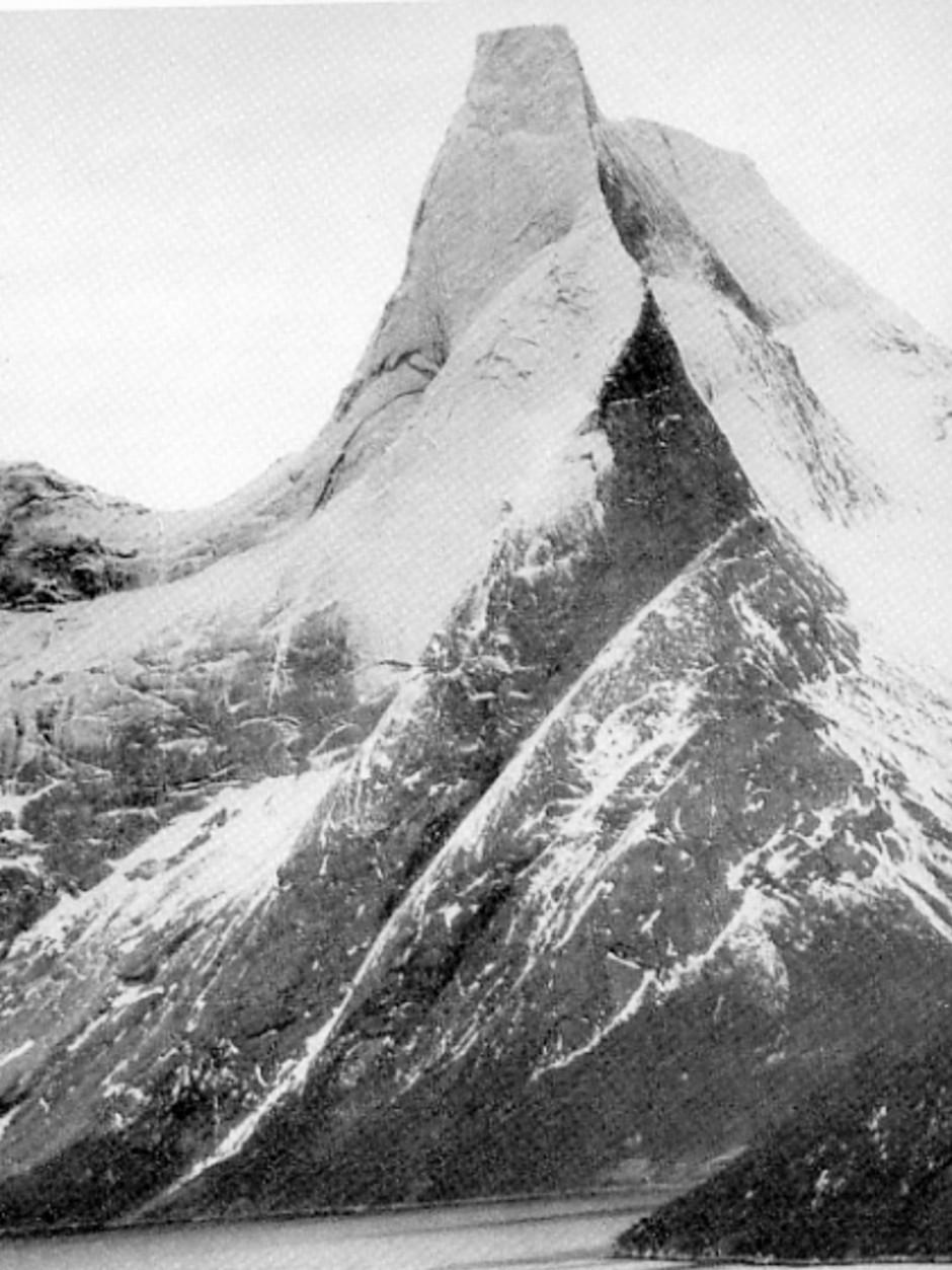 Stetind-første vinterbest.1963