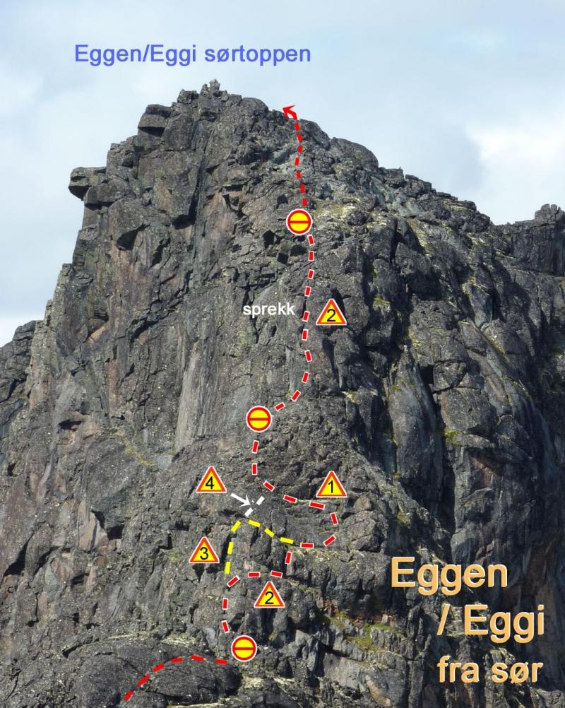Eggen / Eggi fra sør