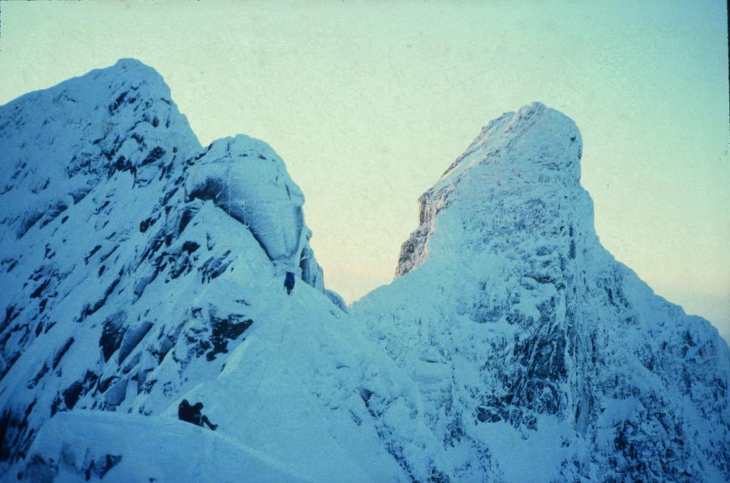 Maradals- og Skagastølsryggen anno 1983