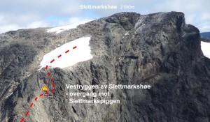 4 Slettmarkshø nedg